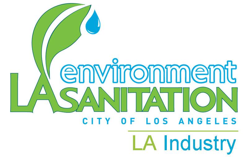 LA Industry - LASAN logo 787x506