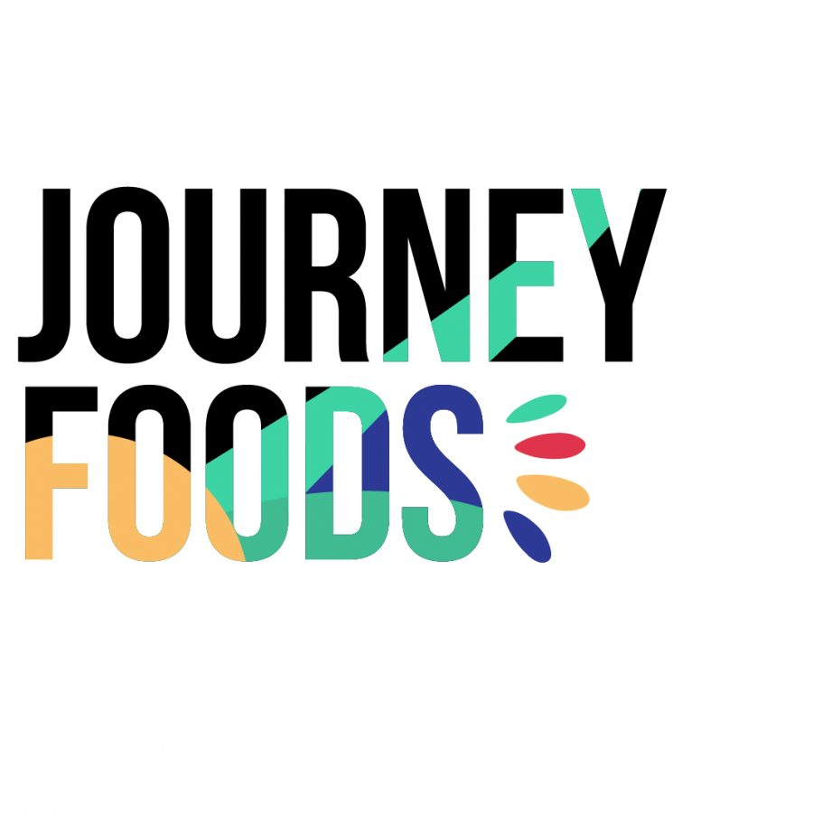 Journey Foods Logo Black